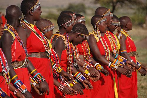Foto de Masais